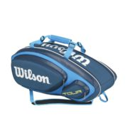 Wilson Tour V9 Pack Blue