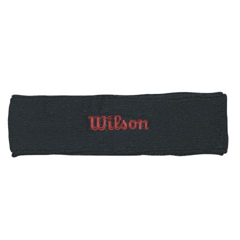 Wilson Headband Black