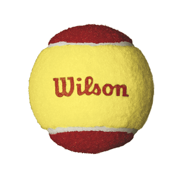 Wilson Stage 3 Rood bal