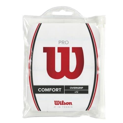 Wilson Pro Overgrip 12Pack White