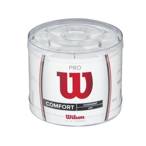 Wilson Pro Overgrip 60 White