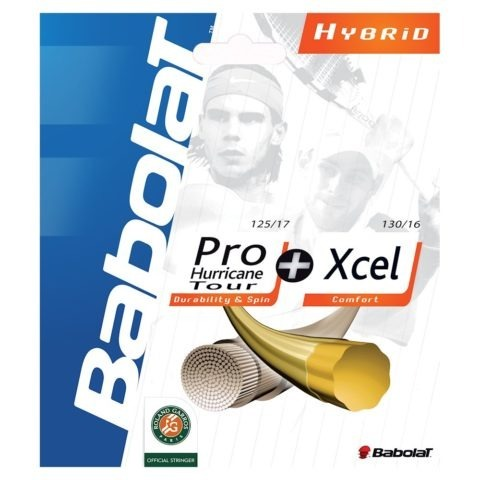 Babolat Pro Hurricane Tour + Xcel