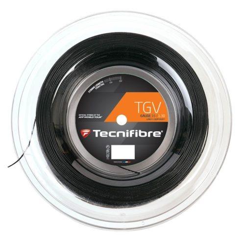 Tecnifibre TGV 1.30 black - Racketshop de Bataaf