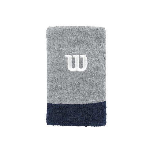 Wilson Extra Wide Wristband grijs