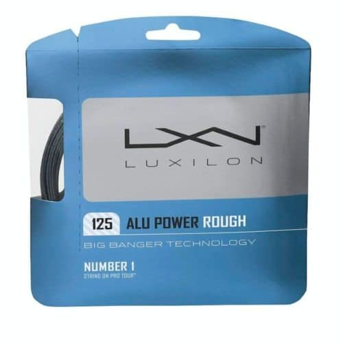 Luxilon AluPower 125 Rough set - Racketshop de Bataaf