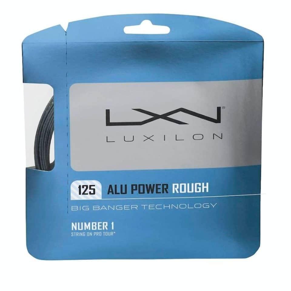Luxilon AluPower 125 Rough set - Racketshop de Bataaf