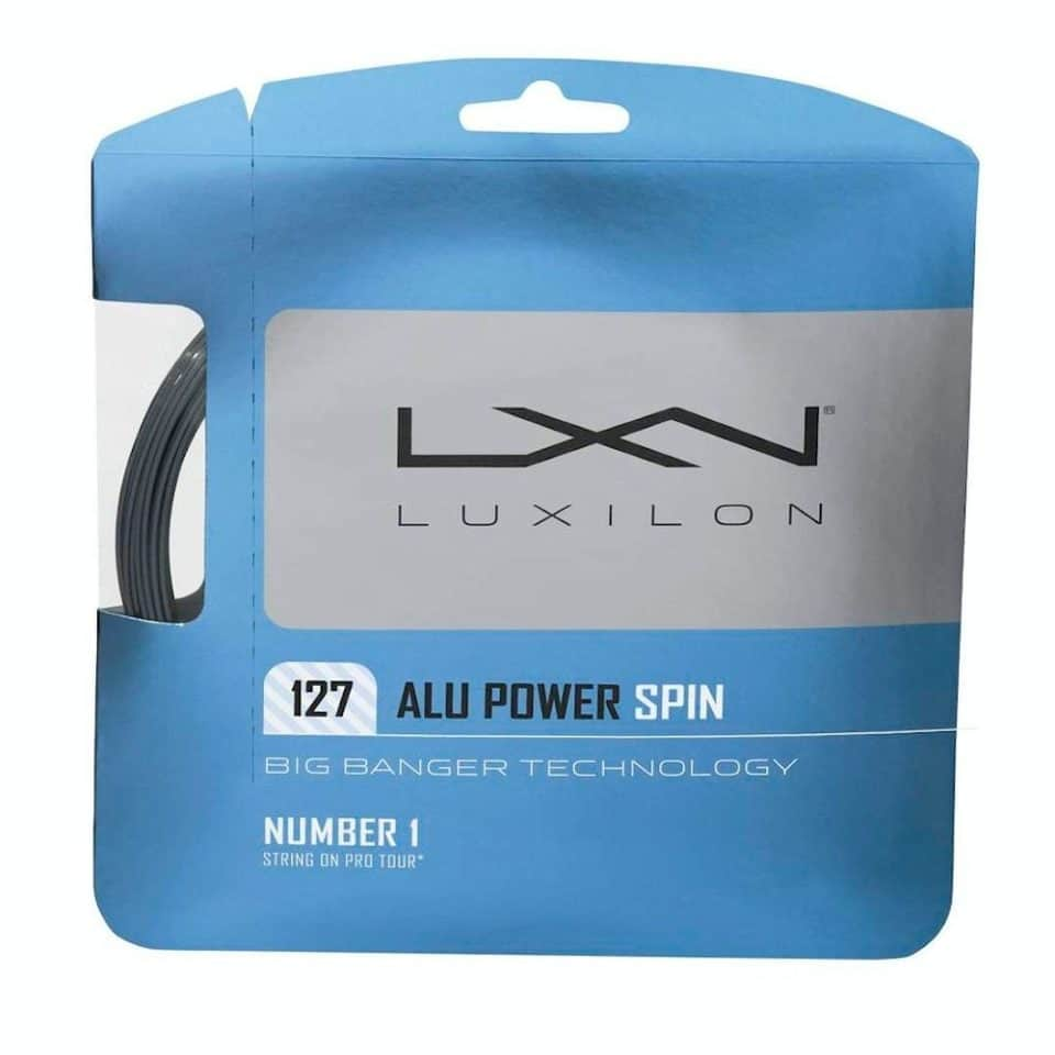 Luxilon AluPower 127 Spin set - Racketshop de Bataaf