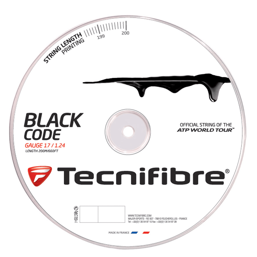 Tecnifibre Black Code 1.24