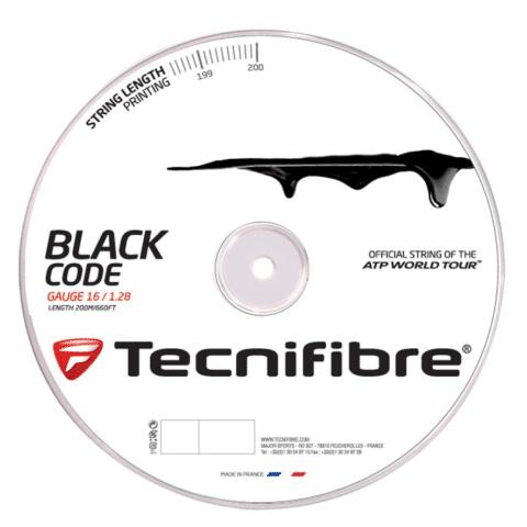 Tecnifibre Black Code 1.28