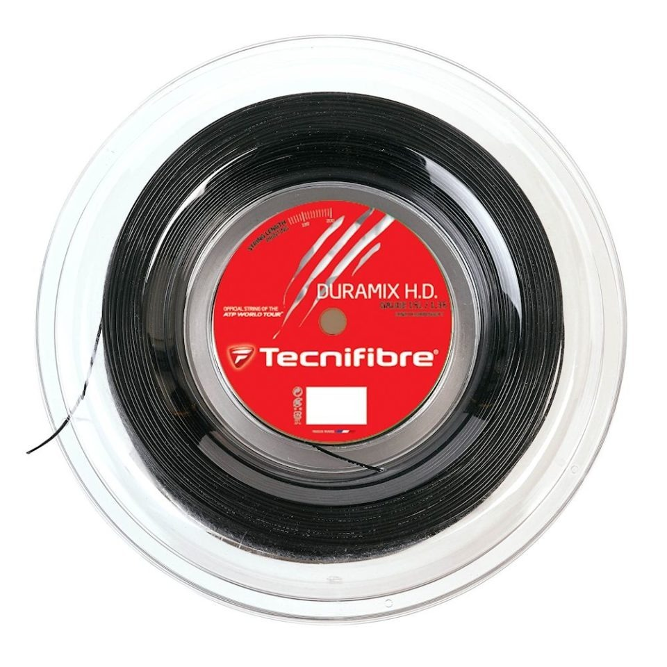 Tecnifibre Duramix black H.D. - Racketshop de Bataaf