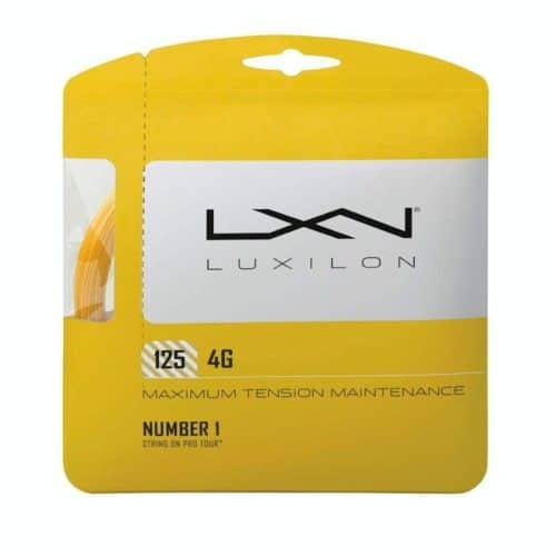 Luxilon 4G set - Racketshop de Bataaf