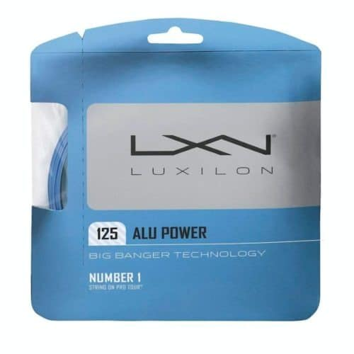 Luxilon AluPower 125 set - Racketshop de Bataaf