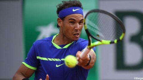 Rafael Nadal wint Roland Garros 2017!