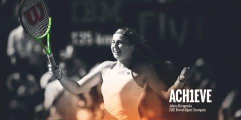 Roland Garros 2017 - Jelena Ostapenko de verrassende winnares!