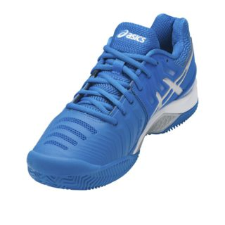 Asics Gel-Resolution 7 Clay blue/silver/white