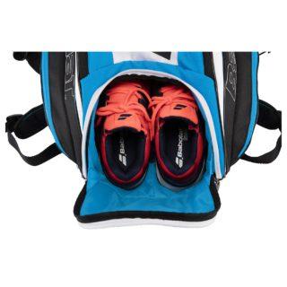 Babolat Pure Backpack blauwwit detail 1