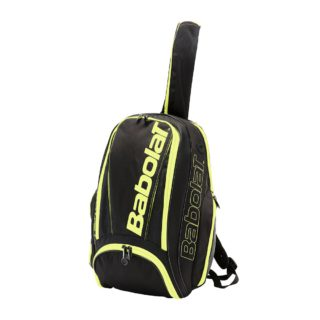Babolat Pure Backpack zwartfluogeel - Racketshop de Bataaf
