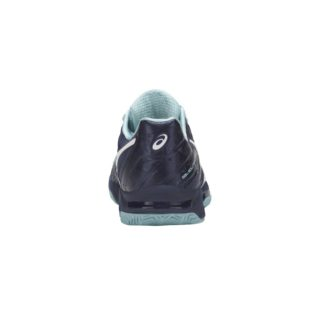 Asics Gel-Solution Speed 3 Clay indigo blue white porcelainblue - Racketshop de Bataaf