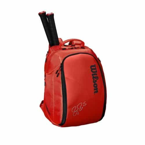 Wilson Federer DNA BackPack Infrared - Racketshop de Bataaf