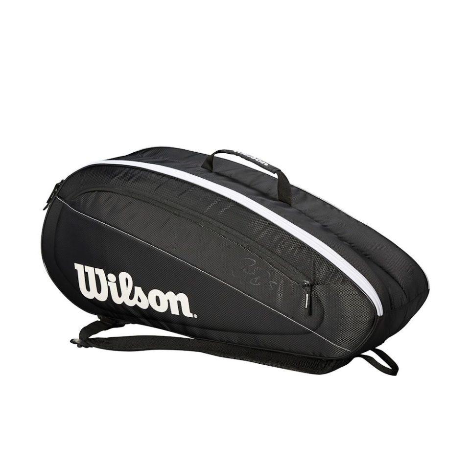 Wilson Federer Team 6 Pack BKWH