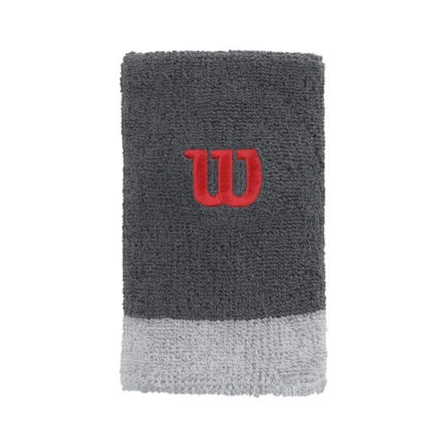 Wilson Extra Wide Wristband Turbulence - Racketshop de Bataaf