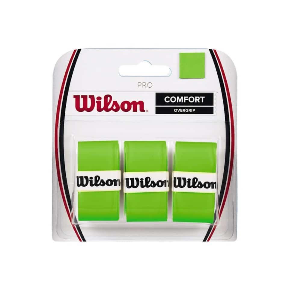 Wilson Pro Overgrip Blade Green - Racketshop de Bataaf