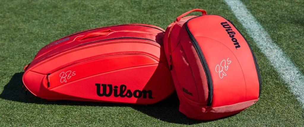 Wilson Tennisbags - Racketshop de Bataaf