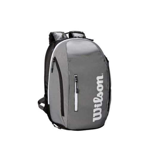 Wilson Super Tour Backpack Black/Grey - Racketshop de Bataaf