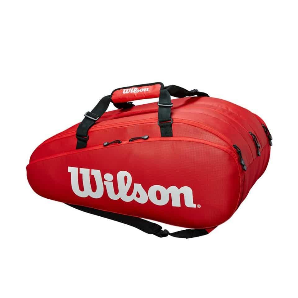 Wilson Tour 3 Comp RD - Racketshop de Bataaf