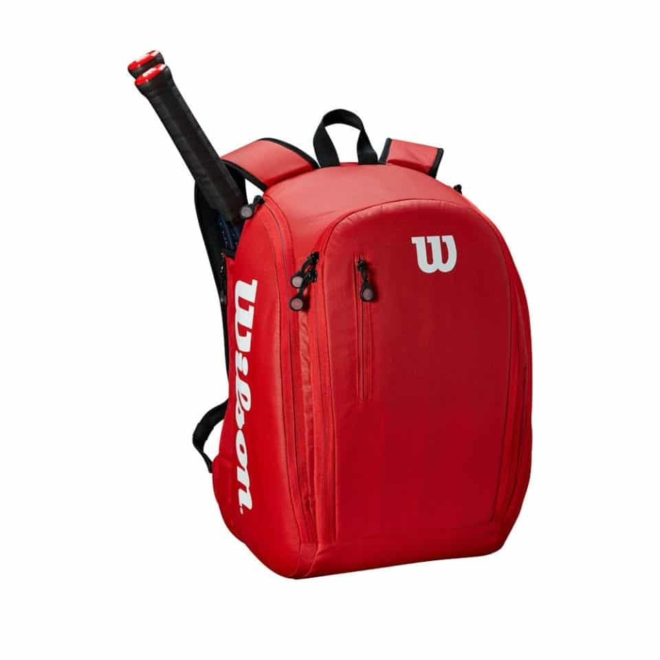 Wilson Tour Backpack RD - Racketshop de Bataaf