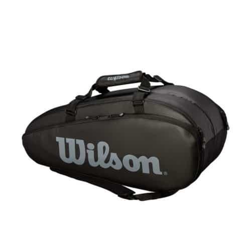 Wilson Tour 2 Comp BK/GY Large - Racketshop de Bataaf