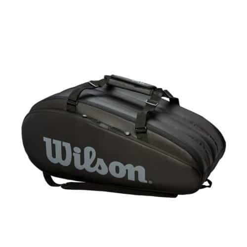 Wilson Tour 3 Comp BK/GY - Racketshop de Bataaf