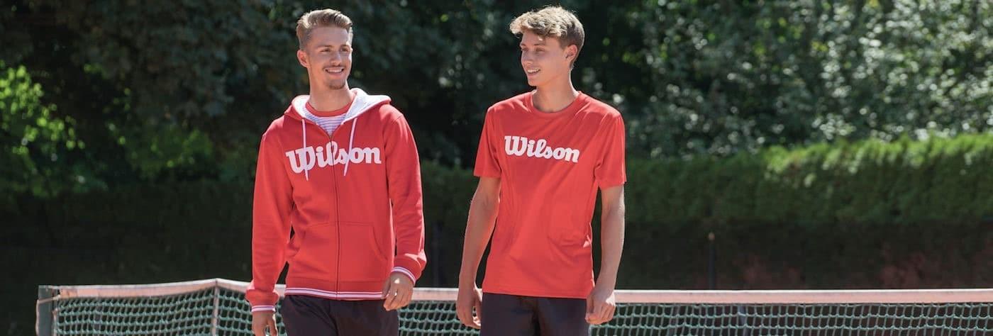 Wilson Teamline voor de jeugd - Racketshop de Bataaf