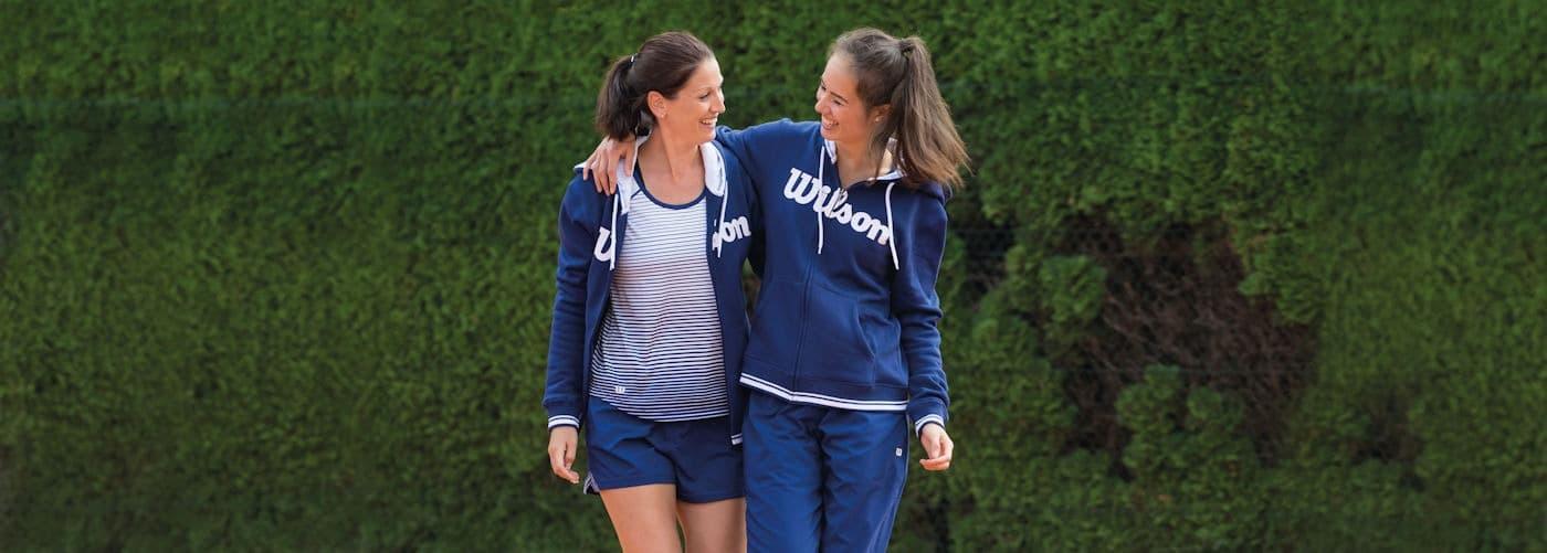 Wilson Tenniskleding dames - Racketshop de Bataaf Dames