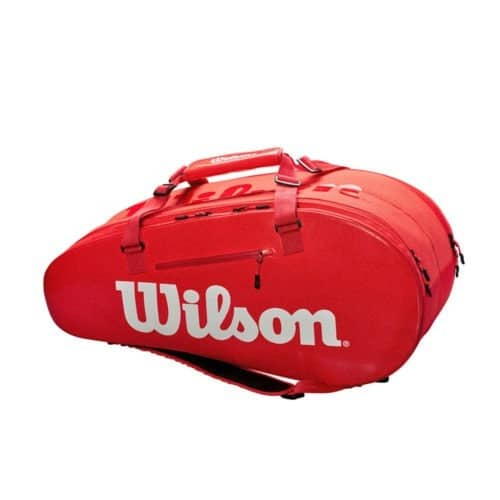 Wilson Super Tour 2 Comp Large InfraRed - Racketshop de Bataaf