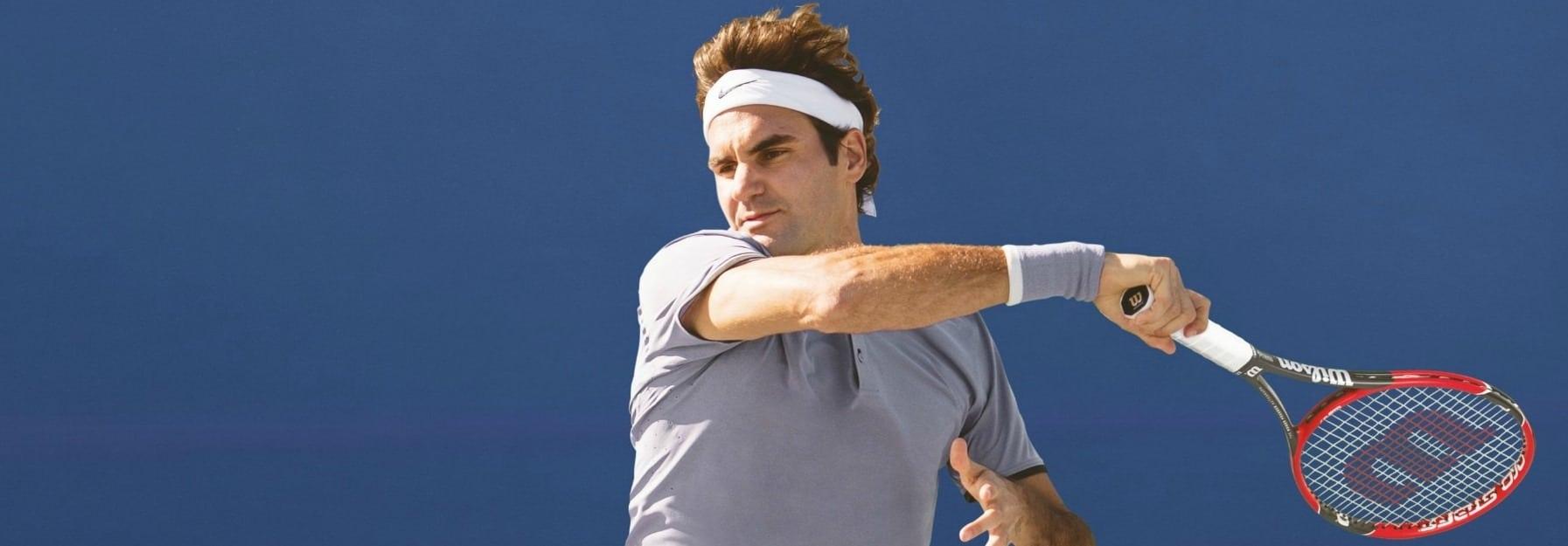 Wilson tennisrackets - Roger Federer - Racketshop de Bataaf