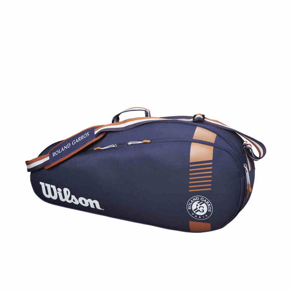 Wilson Roland Garros Team 3 Pack - Racketshop de Bataaf