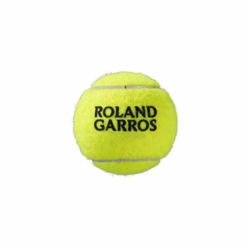Wilson Roland Garros 4bal/tin - Racketshop de Bataaf