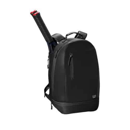 Wilson Minimalist BackPack Black - Racketshop de Bataaf