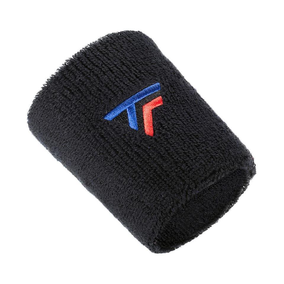 Tecnifibre Wristband XL Black - Racketshop de Bataaf